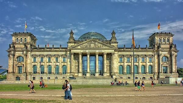 Themenbild: Reichstag