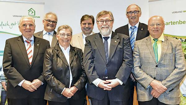Themenbild: Präsidium Bundesverband