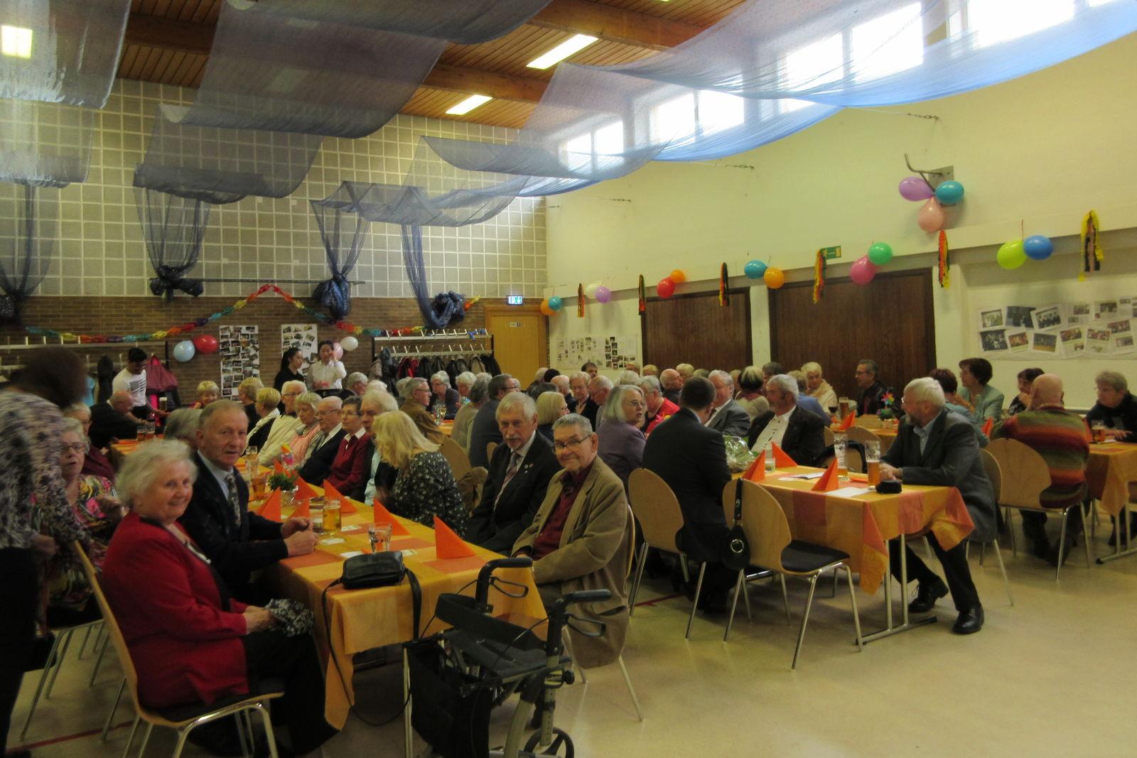 Jubiläumsfeier in Espenau