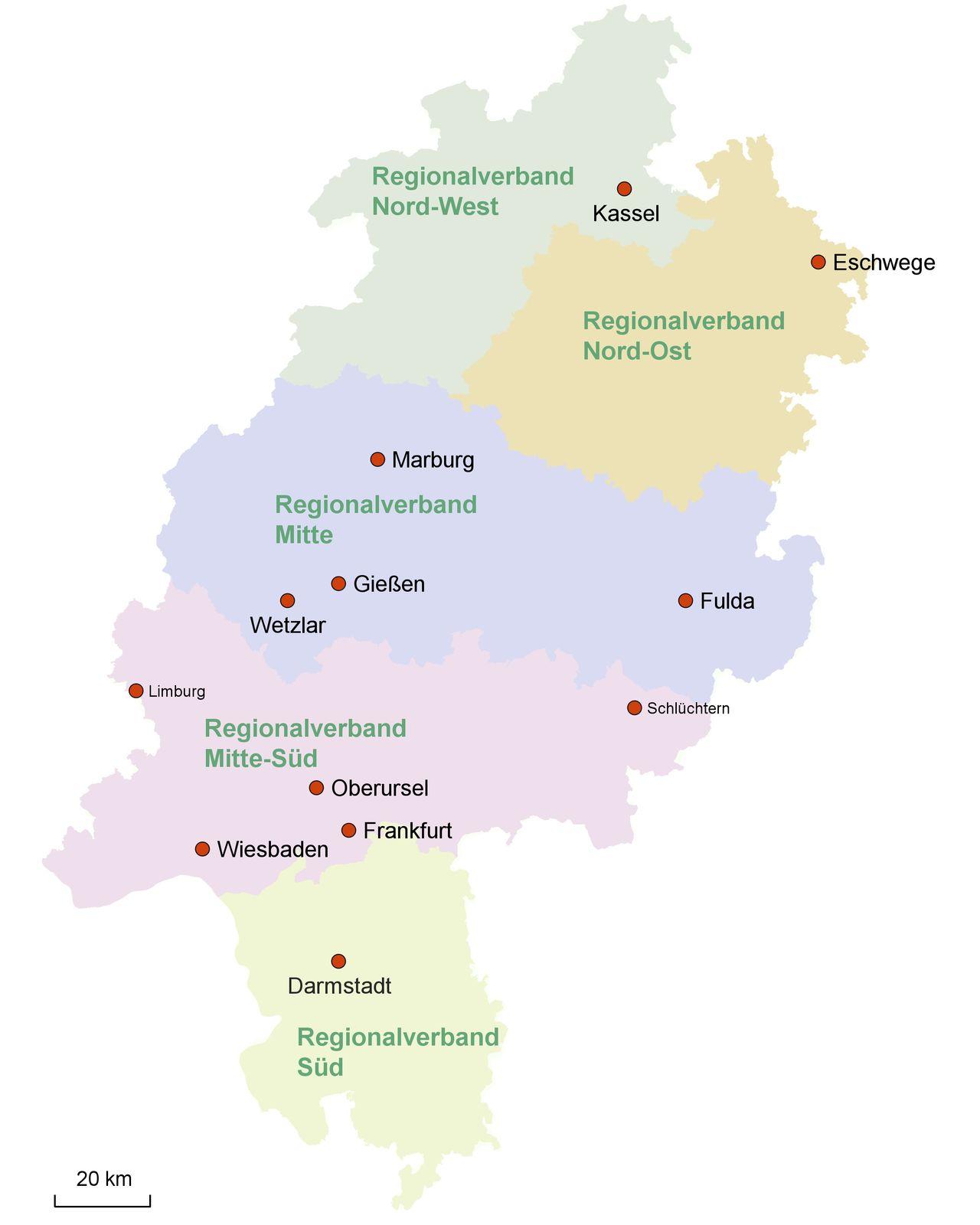 Karte RV