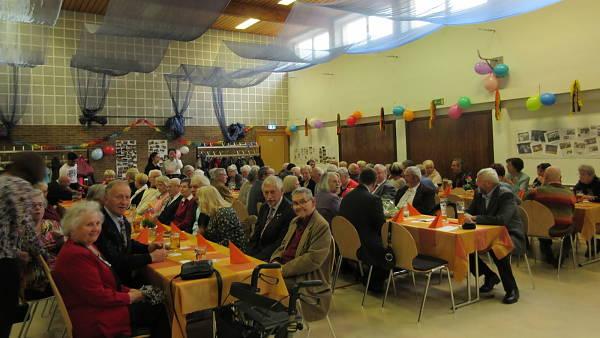Themenbild: Jubiläumsfeier in Espenau