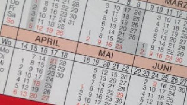 Themenbild: Kalender