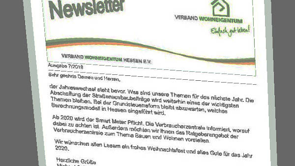 Themenbild: Newsletter