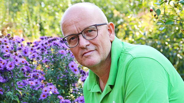 Themenbild: Gartenberater Martin Breidbach
