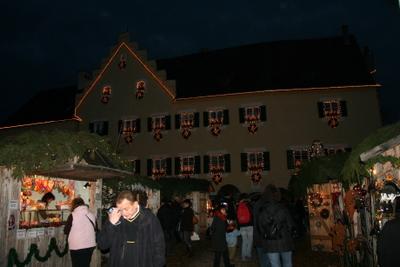 Weihnachtsmarkt Hexenagger.Adventsfahrt Nach Schloss Hexenagger Verband Wohneigentum E V