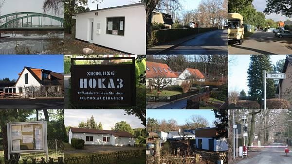 Themenbild: Collageb von Ansichten aus der Hoka 3