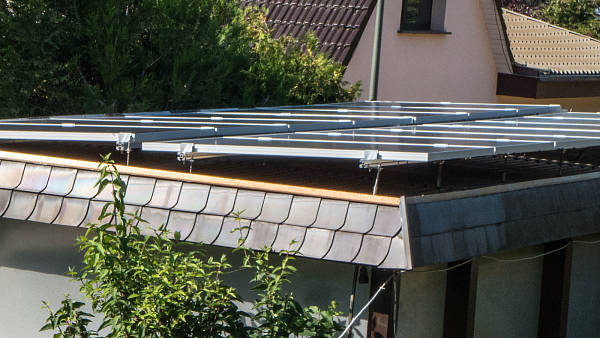 Themenbild: Solaranlage