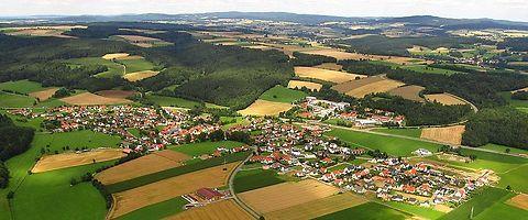 Mausklick führt zur Zur Webseite der Gemeinde Irchenrieth