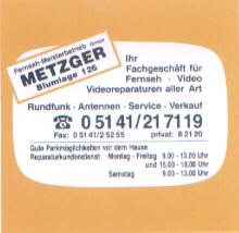 Fernseh Metzger
