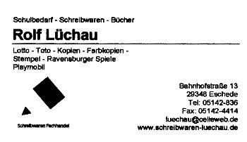 Lüchau