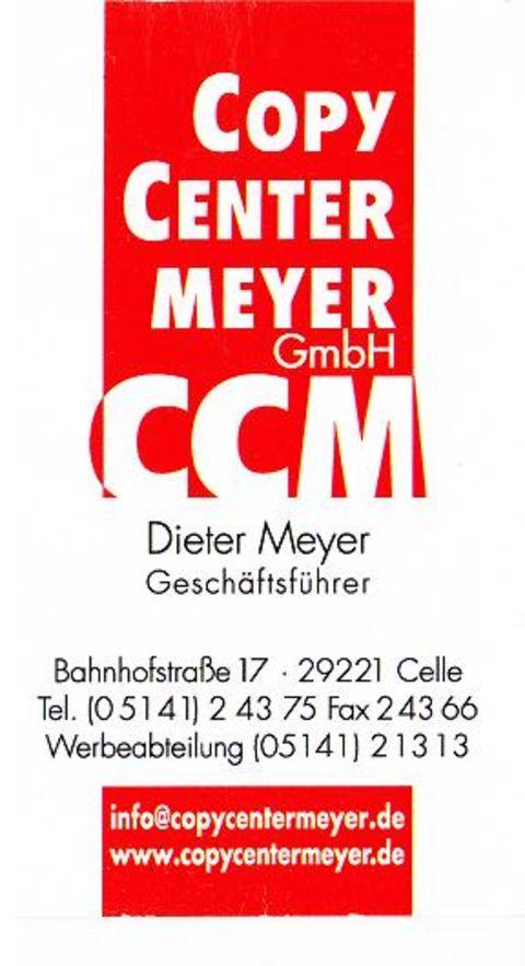 Copycenter Meyer, Celle