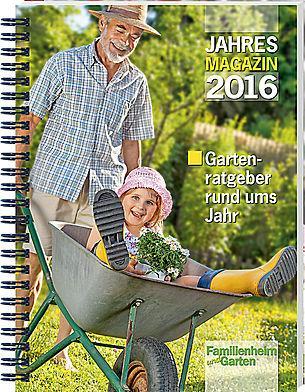 Jahresmagazin 2016
