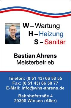 Bastian Ahrens, Winsen/A