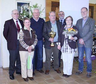 Mitgliederwettbewerb in der Kreisgruppe Celle