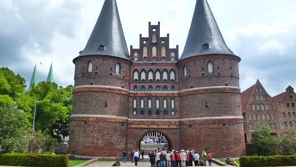 Themenbild: Holstentor Lübeck