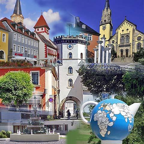Marktredwitz - Wunsiedel - Selb