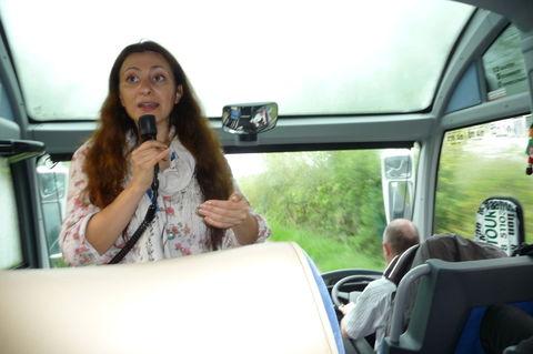 Pauline,geb. im Libanon, aufgewachsen in Deutschland, jetzt Irin!