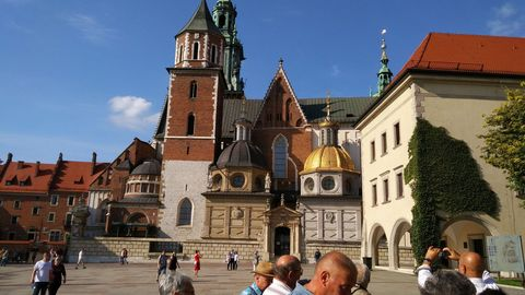 Besuch in Polen Sept. 2018