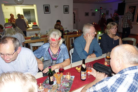 70er-Jahre-Party