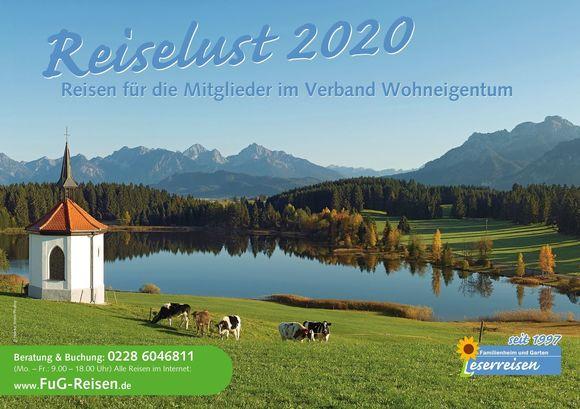 Reiselust 2020