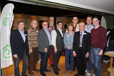 Unser Vorstand 2017