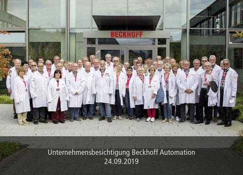 Besichtigung Beckoff Automation