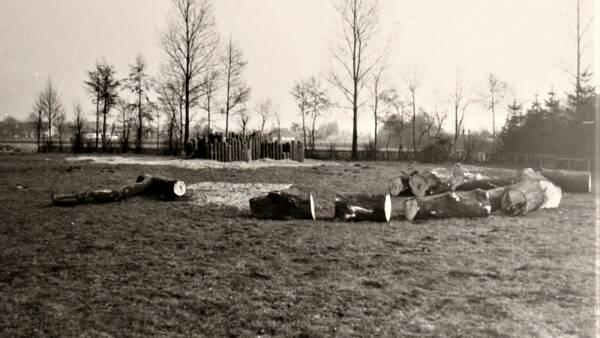 Themenbild: historischer Spielplatz Breslauer Strasse Rheda