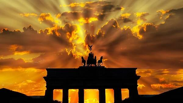 Themenbild: Brandenburger Tor in Berlin