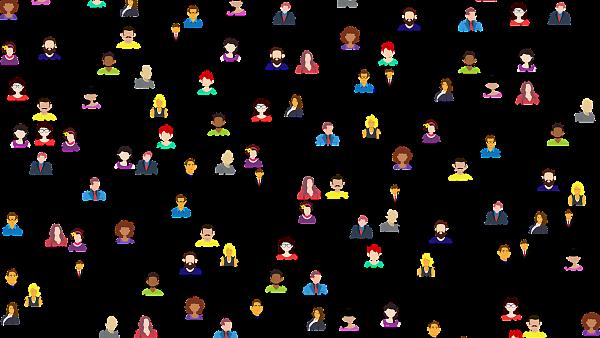 Themenbild: Regionalgruppen und Gemeinschaften