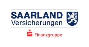 Themenbild: Logo der SAARLAND Versicherungen.