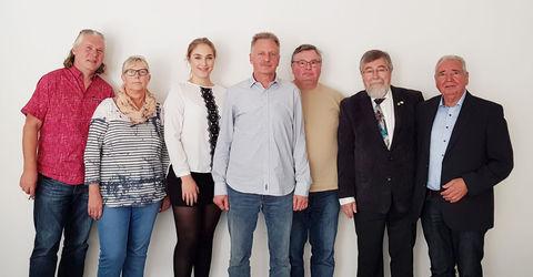 Neuver Vorstand Sachsen-Anhalt