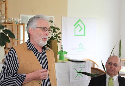 Der Geschäftsführer des Landesverbandes Baden- Württemberg Sfrd. A.Ackermann
