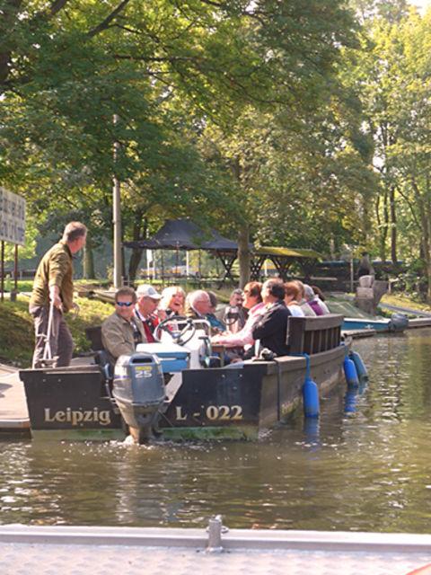 Bootsfahrt Herold
