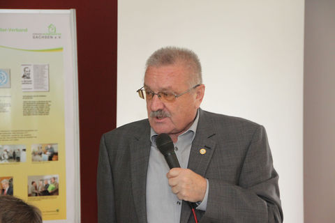 Sfrd. S. Schauer, 1. Vizepräsident des VW