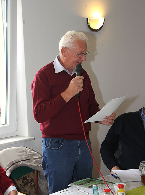 Der Vorsitzende der Kassenprüfer Sfrd. F. Franke