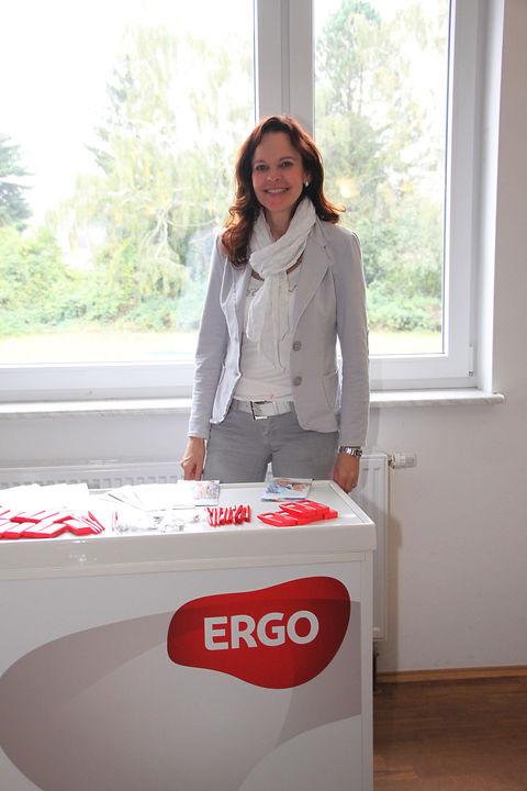 Sfrdin. Frau K. Sömisch (ERGO)