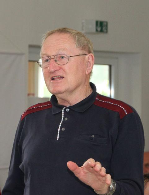 EhrenmitgliedschaftSfrd. Franz Schulz, Gründungsmitglied des VWS