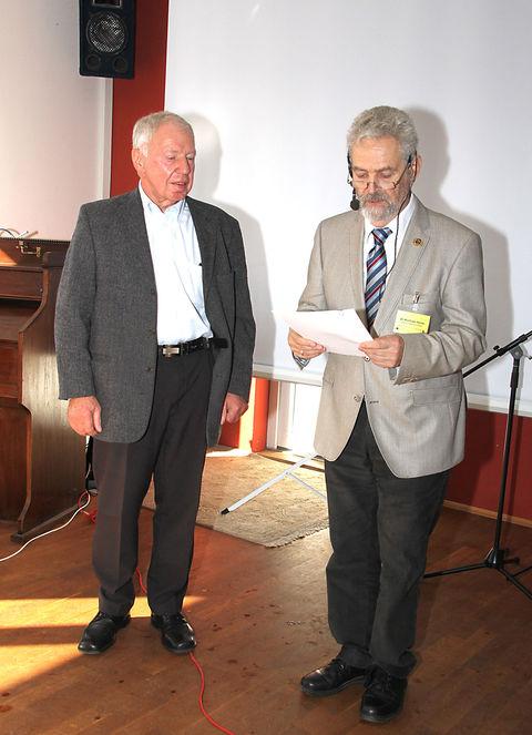 Sfrd. Dr. H. Koppelt (re.)