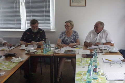 Bundesverband Workshop Verbandsentwicklung In Leipzig Verband