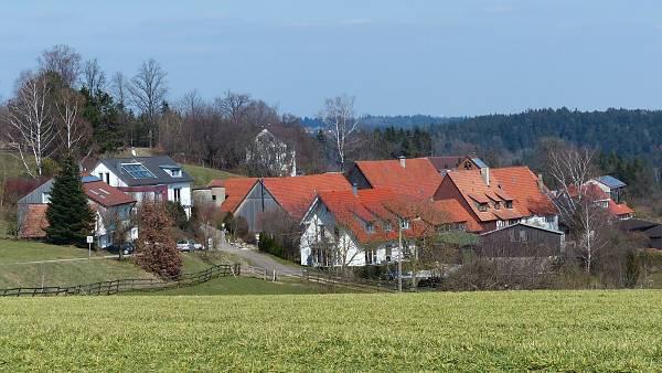 Themenbild: Dorf