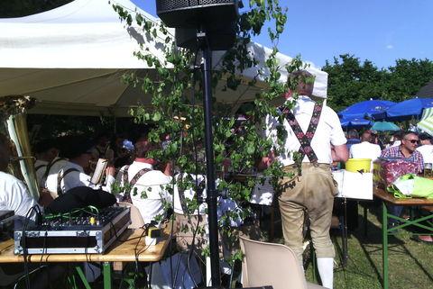 Dorffest Musikanten