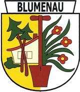 Blumenauer Wappen