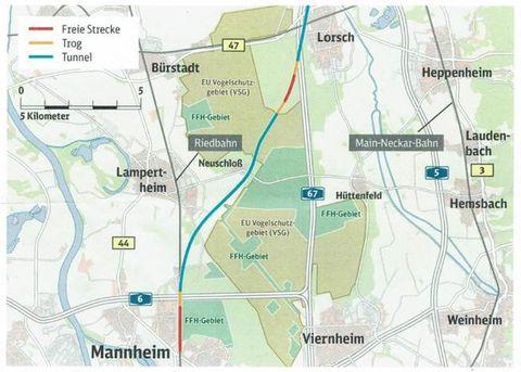 DB_Tunnelplanung_Steckenfuehrung_MA-Nord