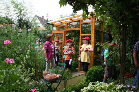 Ferienprogramm 2014 der Haus u. Gartenfreunde