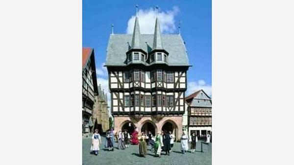 Themenbild: Rathaus Alsfeld