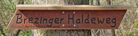 Brenzinger Haldeweg