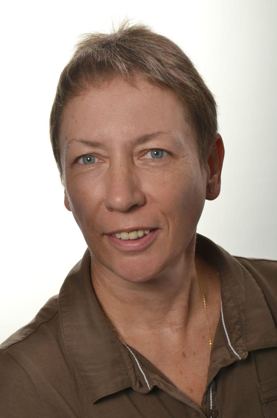 Schriftführerin Angelika Korscheia - Fink