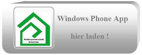 Windows Phone App - hier laden !