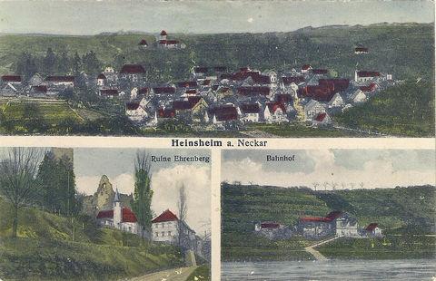 Heinsheimer Ansichten