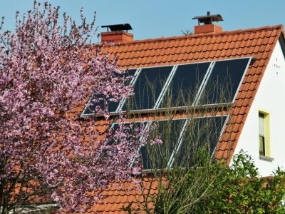 Solarwärme-Check